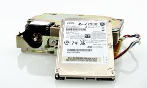 Восстановление жестких дисков
