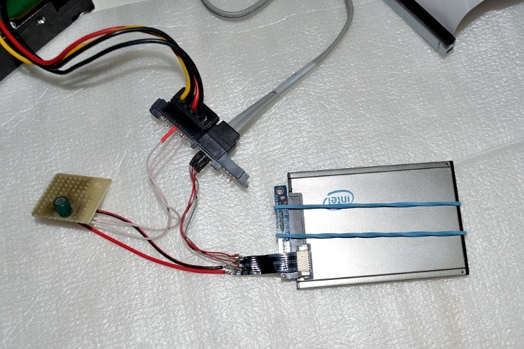 Переходник для SSD диска