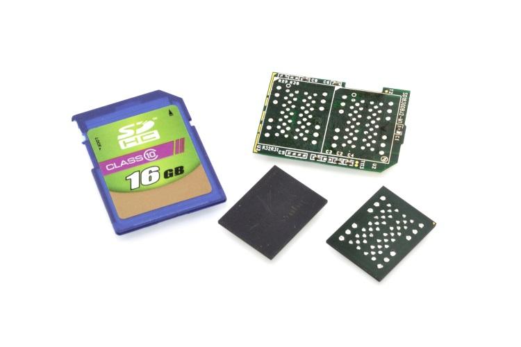 Восстановление SD карты памяти