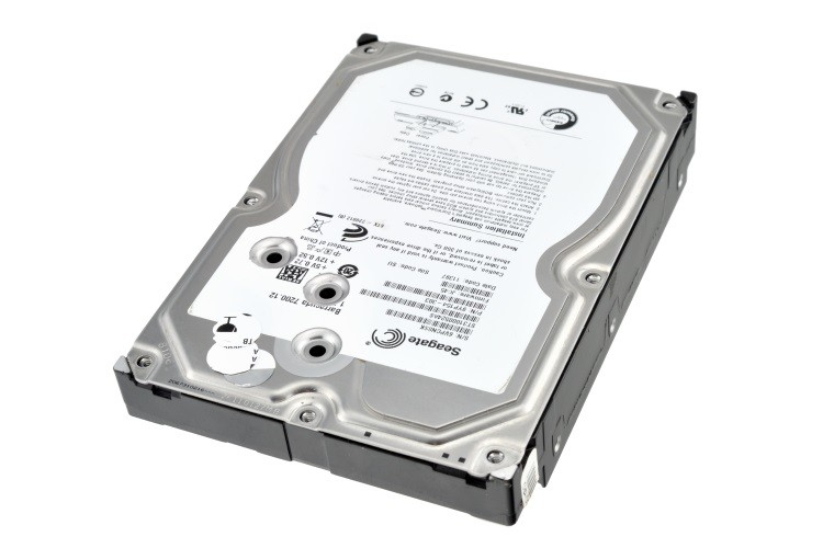 Восстановление данных жесткого диска Seagate ST31000524AS