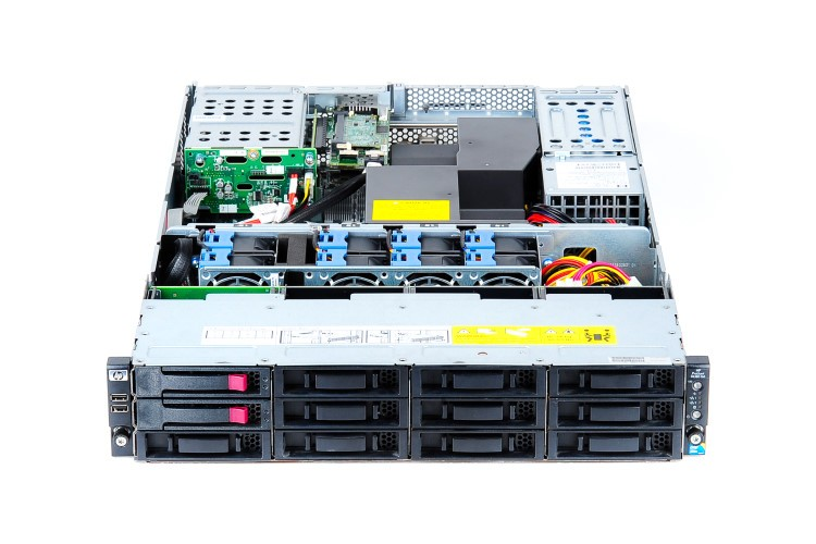 Сервер HP ProLiant DL180 G6